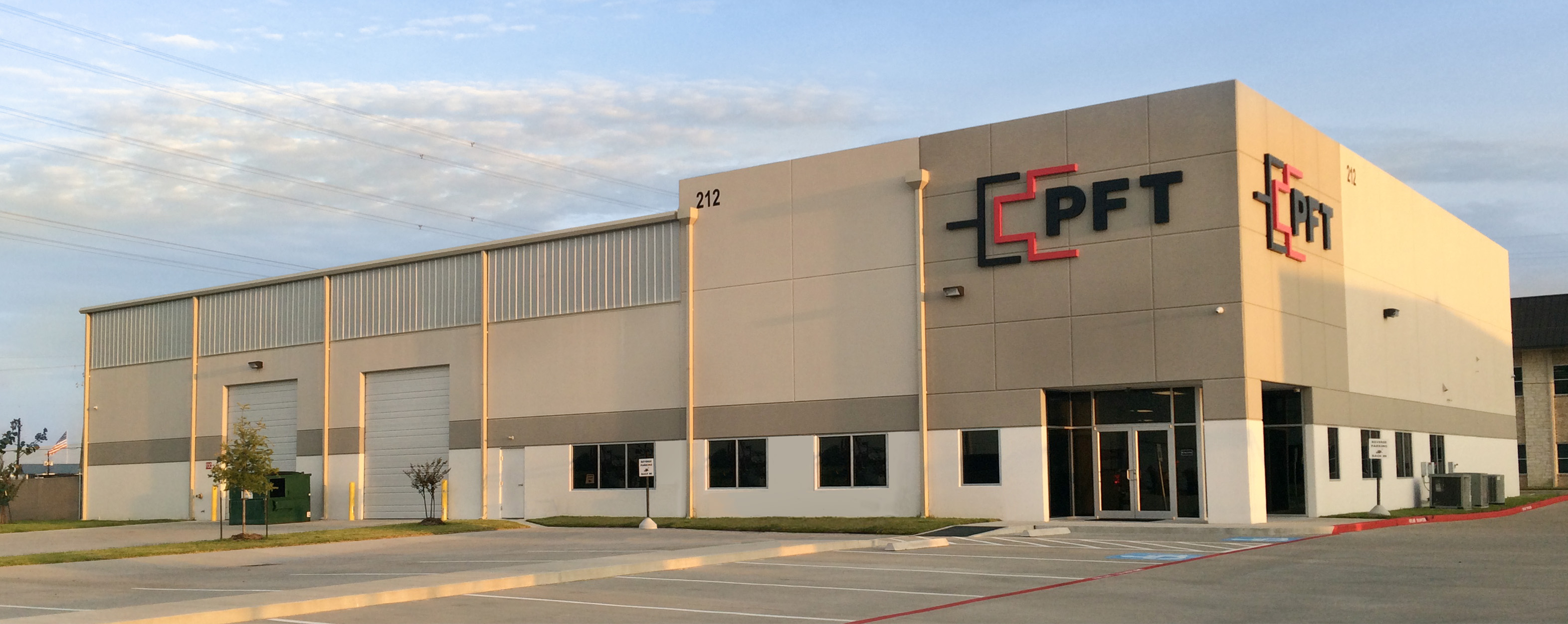 PFT Headquarter Building