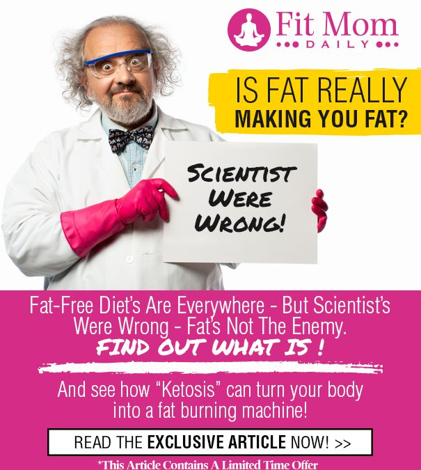 Is Fat Really Making You Fat?  Every Judge On Shark Tank Said 'No' and Backed This Weight Loss Pill