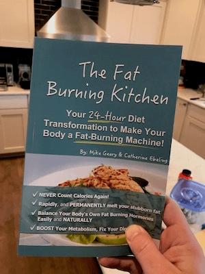 FAT BURNING KITCHEN BOOK FREE