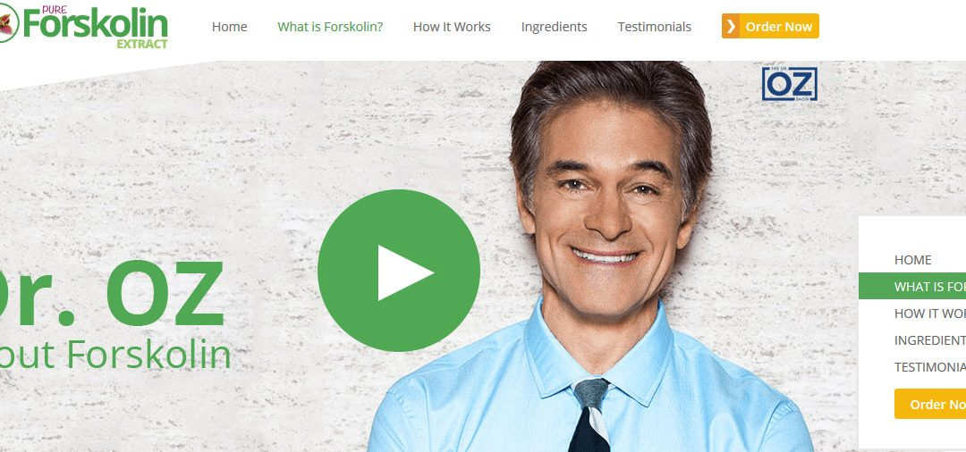Completely Transform Your Body with a FREE Bottle of Breakthrough FORSKOLIN