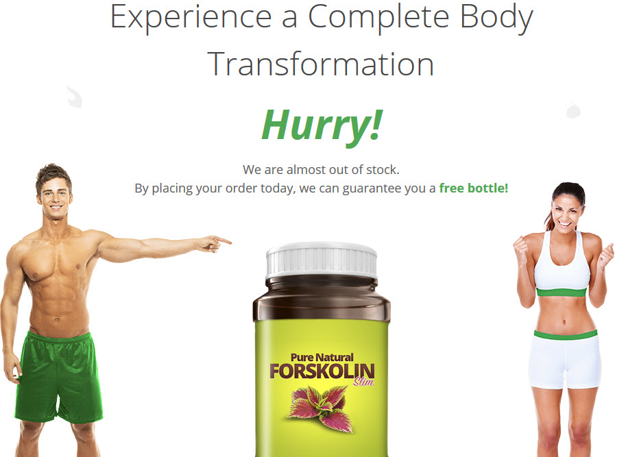 WHY PURE FORESKOLIN WORKS