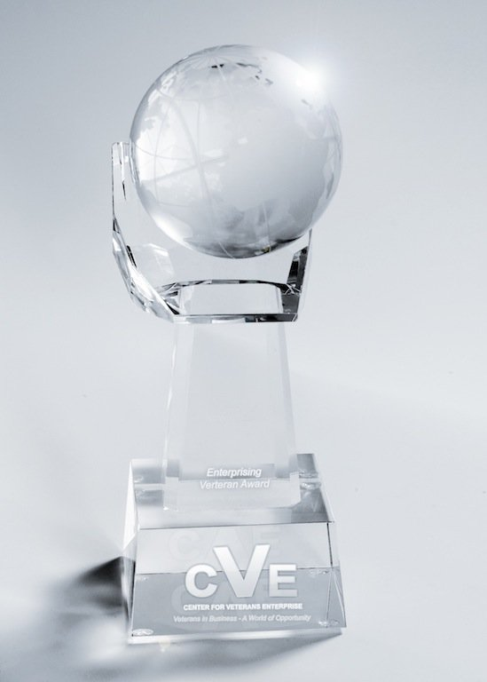 Enterprising Veteran Award