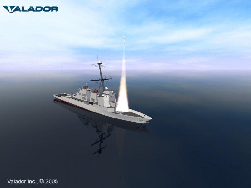 Aegis Missile