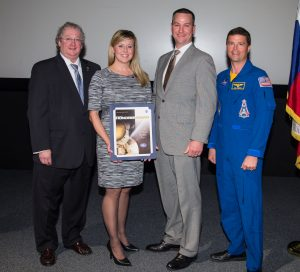 Picture of NASA Space Flight Awareness Program Recognizes Valador Inc.'s Employee Victoria Johnson
