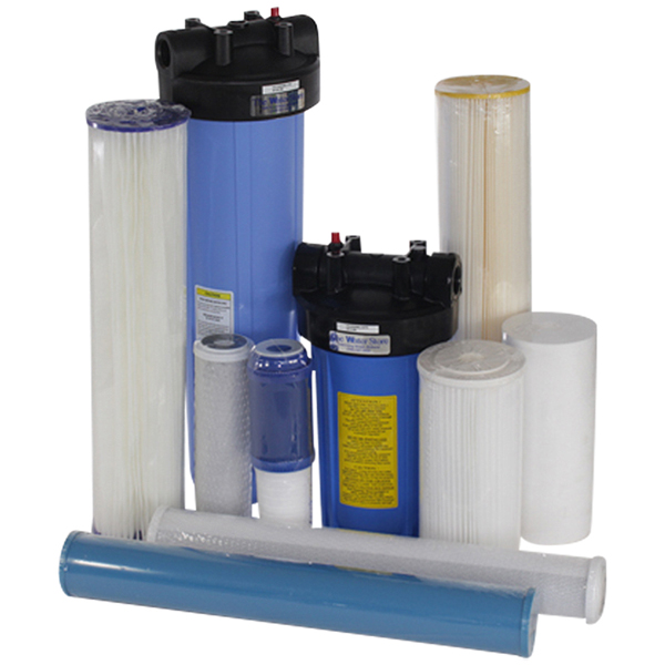 Water Filters and Housings
