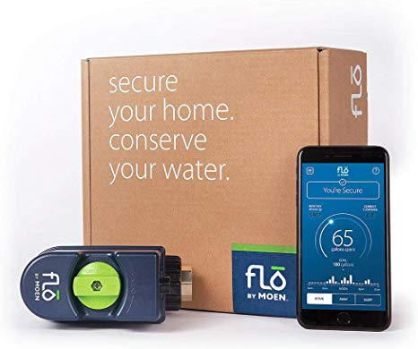 Flo by Moen with Box