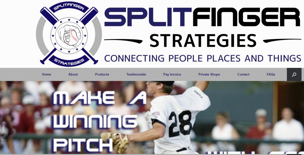 Splitfinger Strategies Website