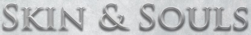 Skin & Souls Logo
