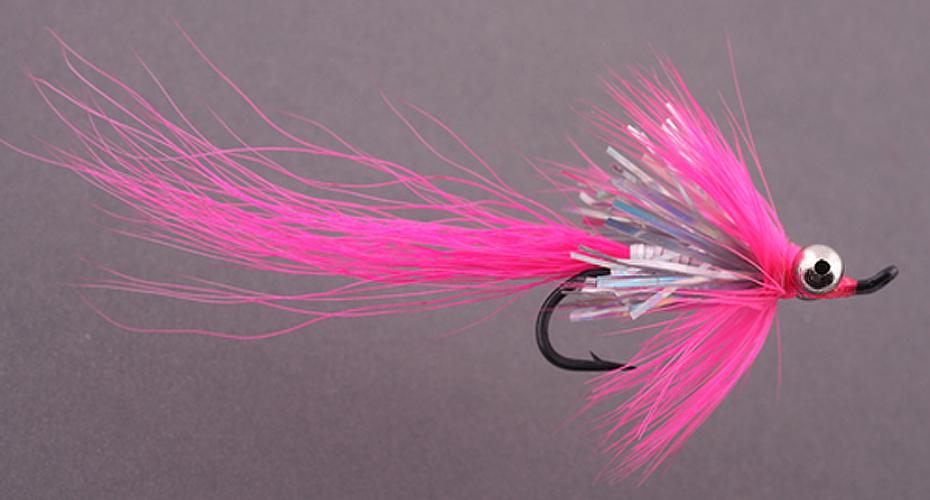 Fly Pattern: Pink Hot Shot Comet