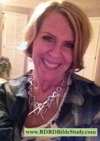 RDRD Bible Study Author Selfie