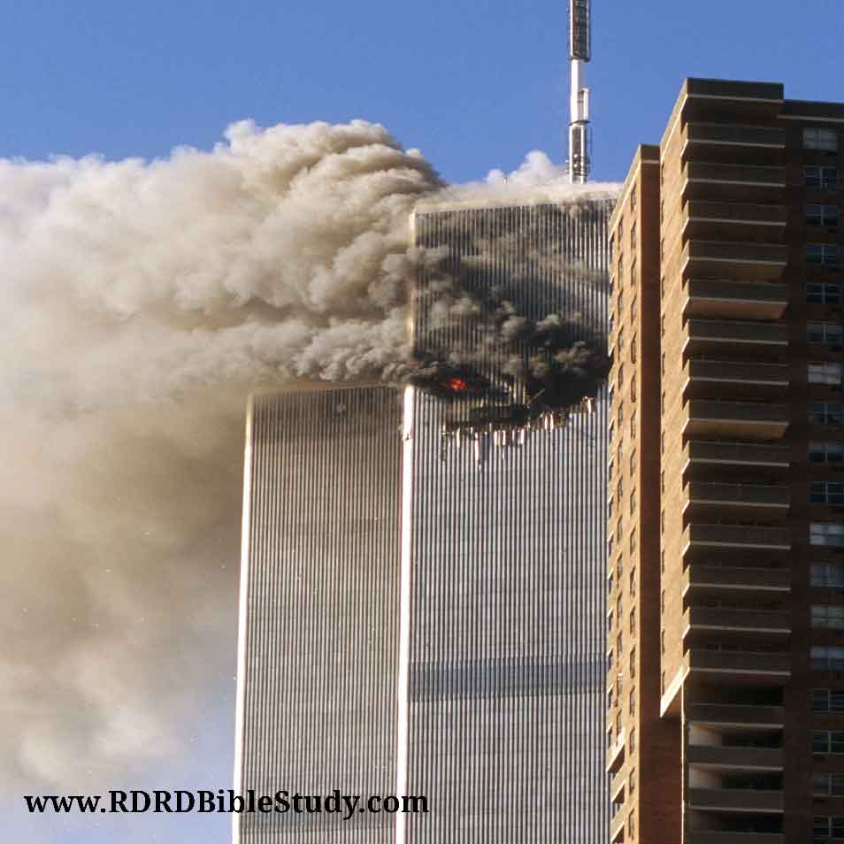 RDRD Bible Study Historical Context 911