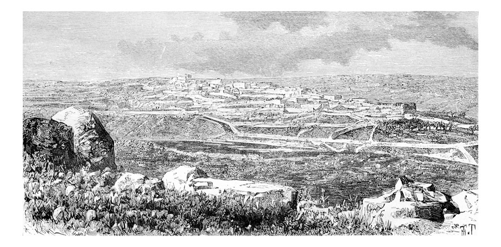 RDRD Bible Study Town of Beitin 1881