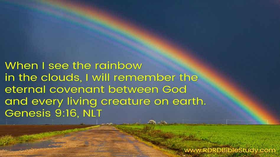 RDRD Bible Study Genesis 9 16