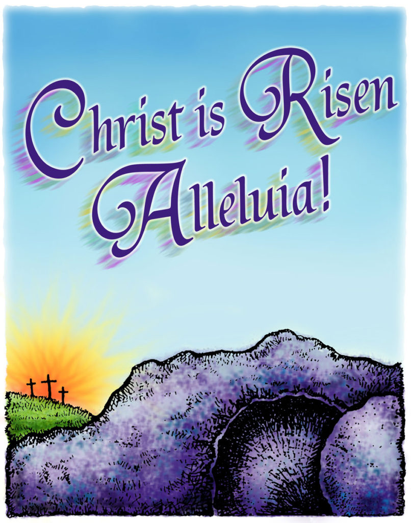 RDRD Bible Study Christ Is Risen