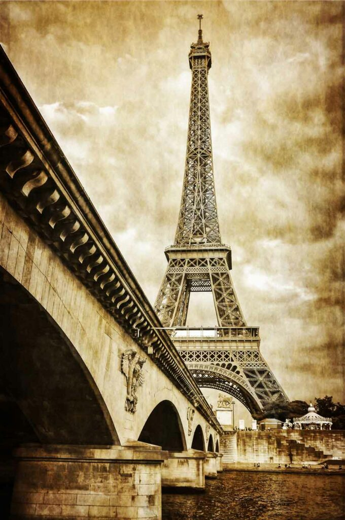 RDRD Bible Study Eiffel Tower