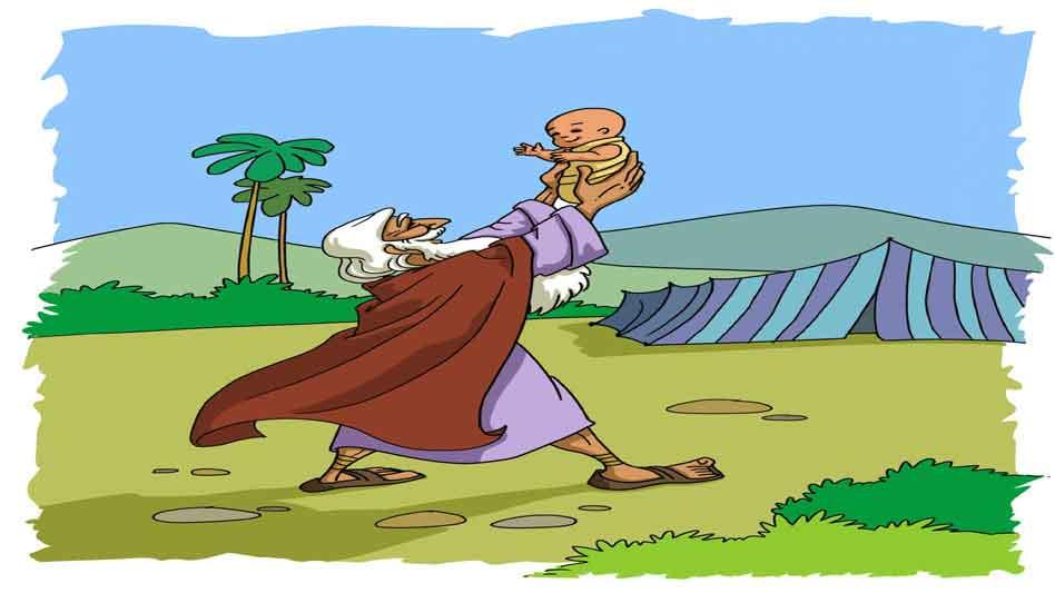 RDRD Bible Study Abraham And Isaac