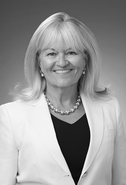 Rhonda Germany : Director<br />Retired Corporate Vice President, Chief Strategy and Marketing Officer, Honeywell