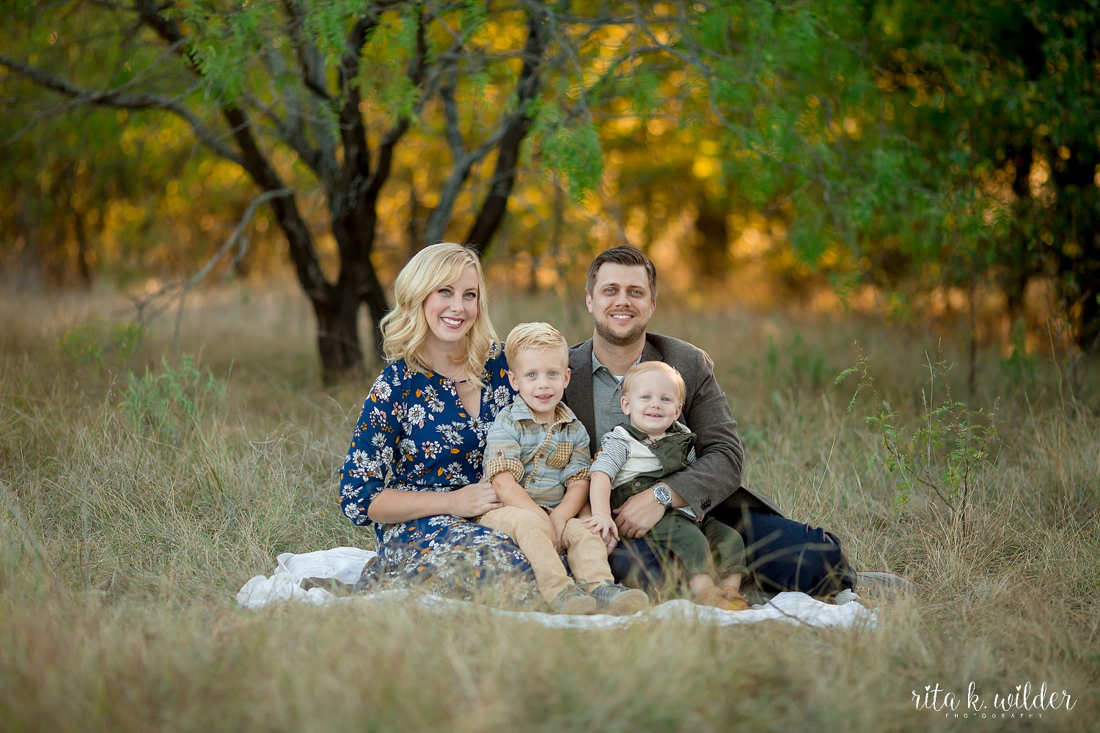 Flower Mound Family Photographer