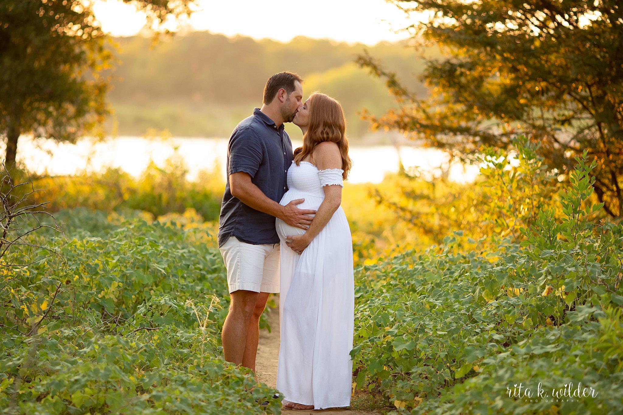 Flower Mound Maternity Photographer