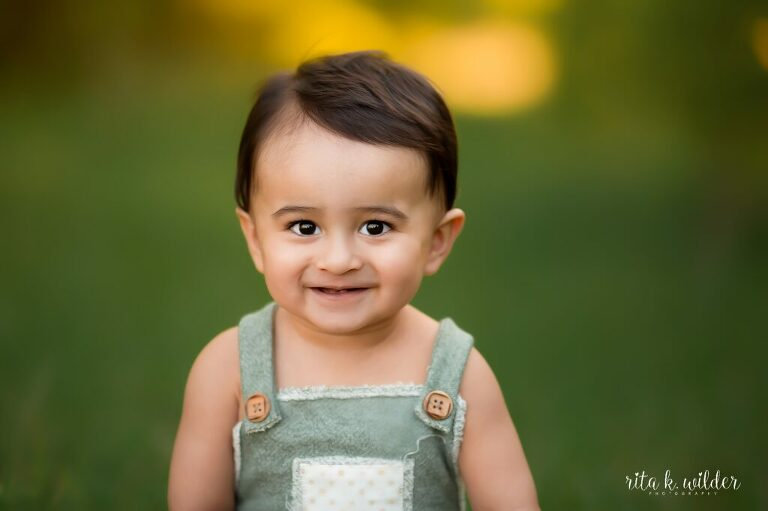 Baby Session Flower Mound