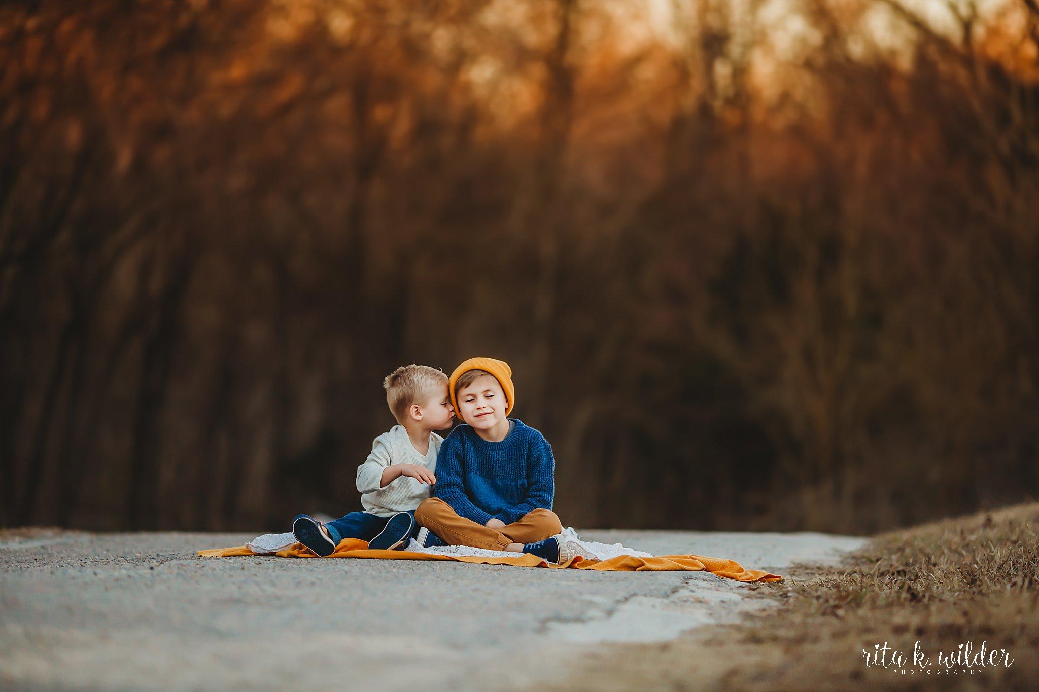 Flower Mound Family Photographers