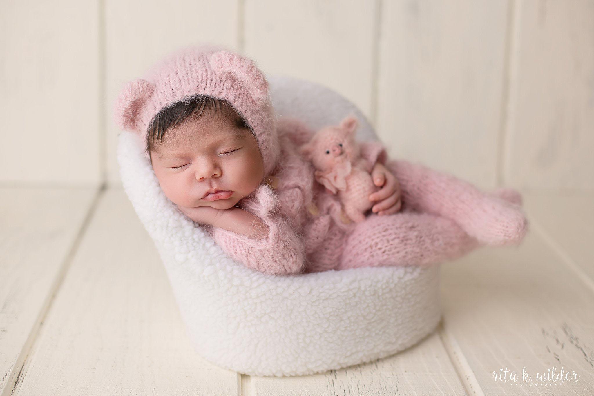 Flower Mound Baby Photographer