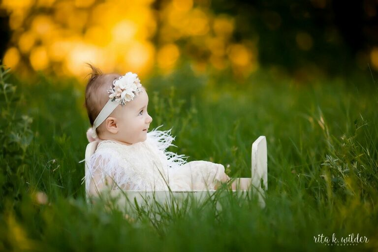 Baby Photographer Flower Mound