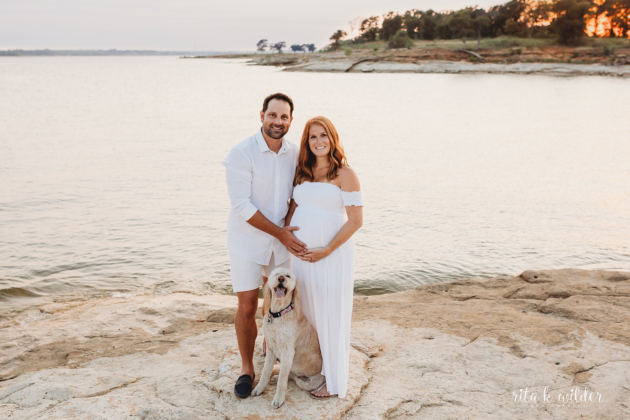 Murell Park Maternity Session