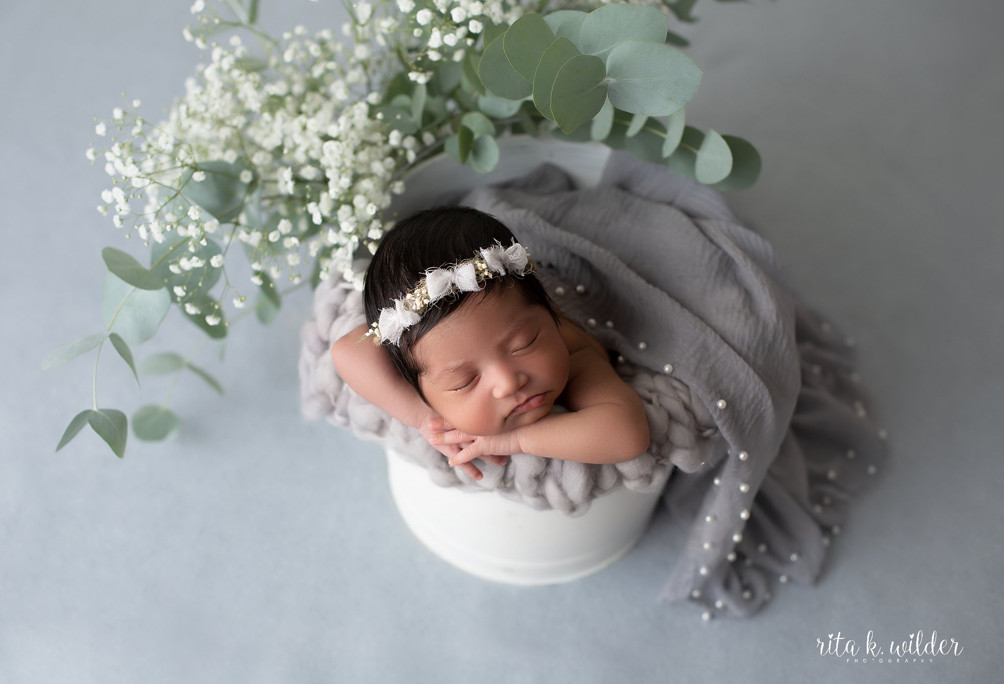 Lewisville Newborn Photography