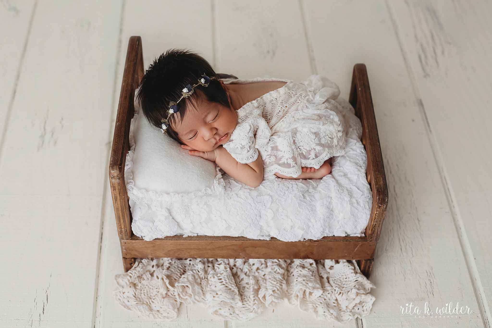 Baby Photographer Flower Mound