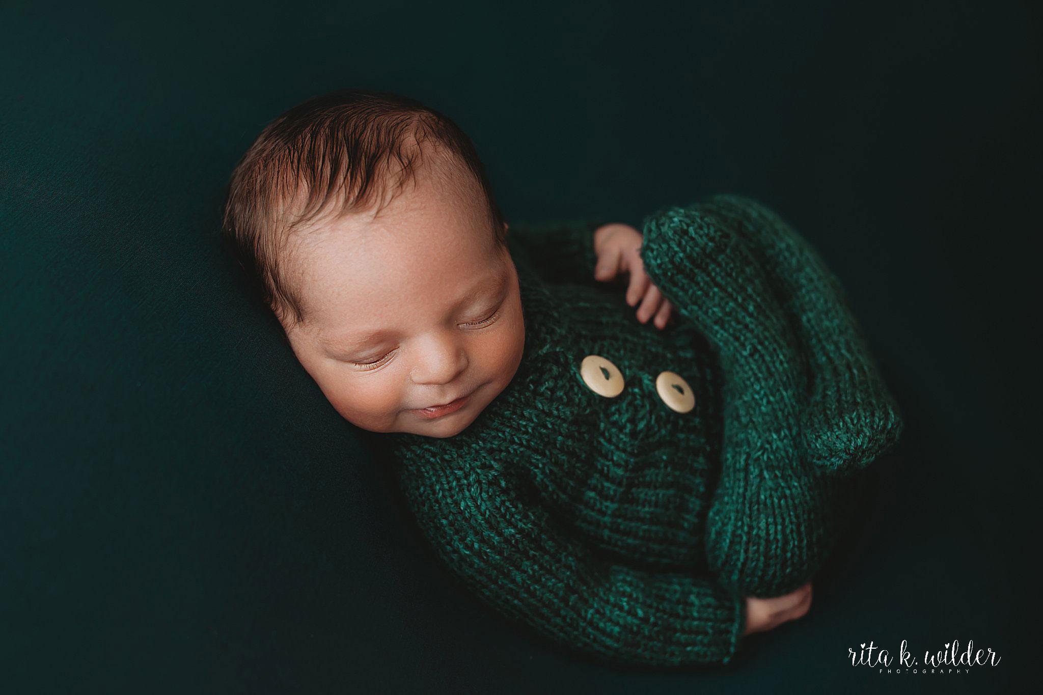 Denton Newborn Photographer