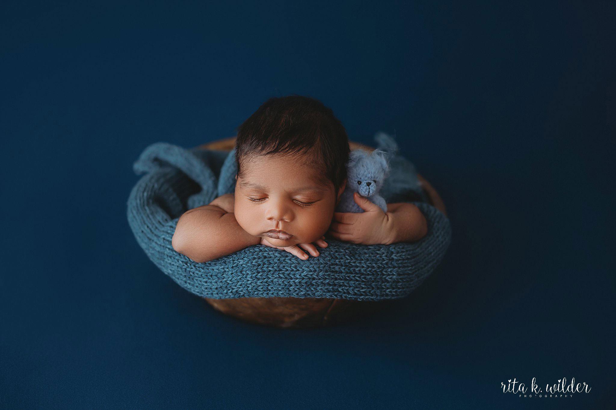 Irving Newborn Photographer