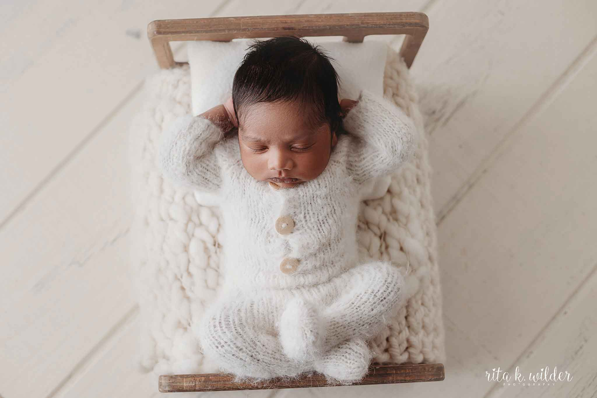 Irving Newborn Photographer