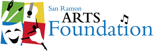 San Ramon Arts Foundation Logo Main