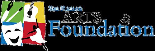 San Ramon Arts Foundation Logo Main