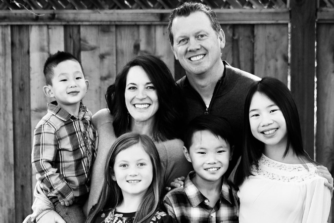 Brian-Keith-Family