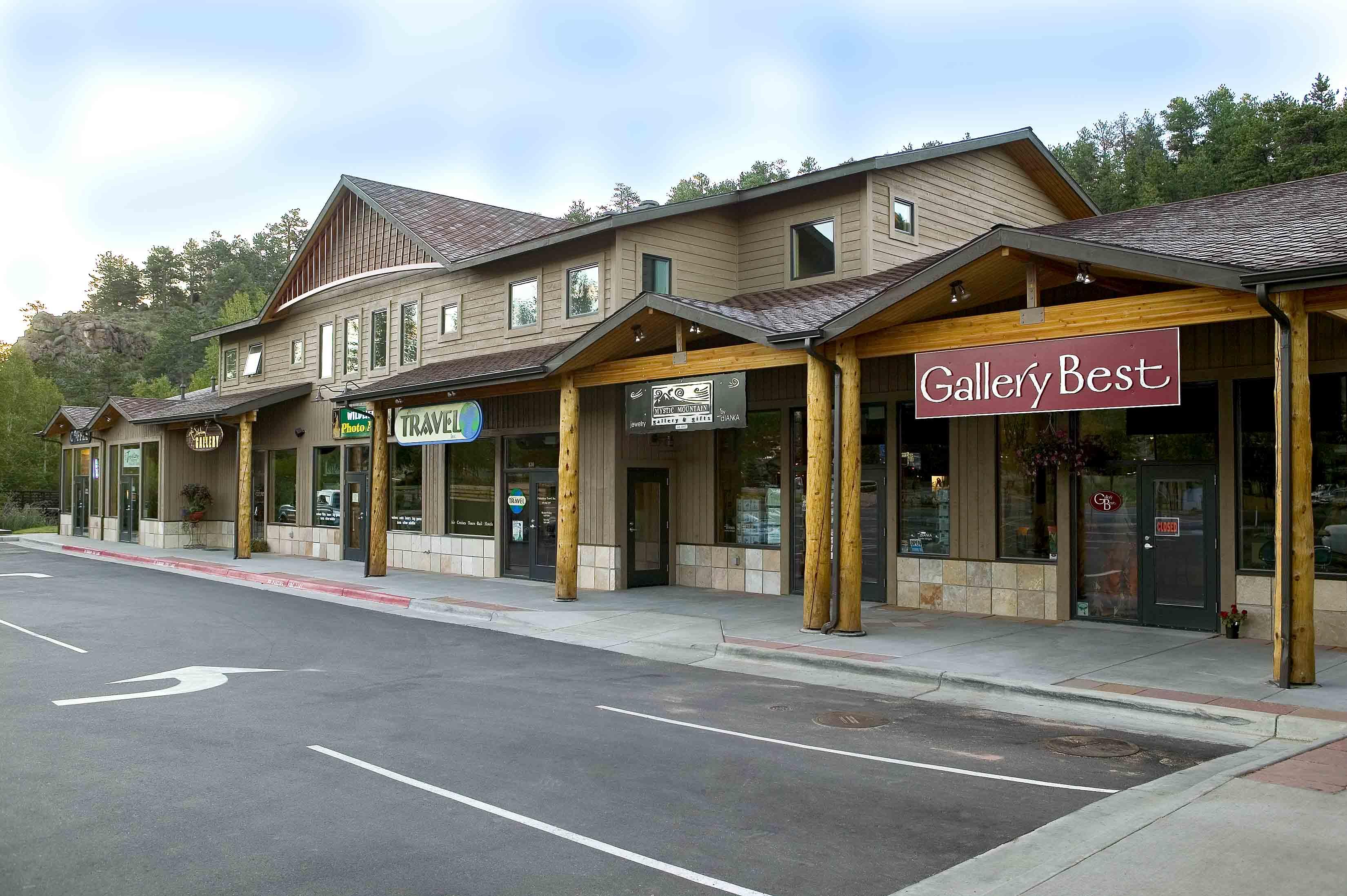 Elkhorn shops