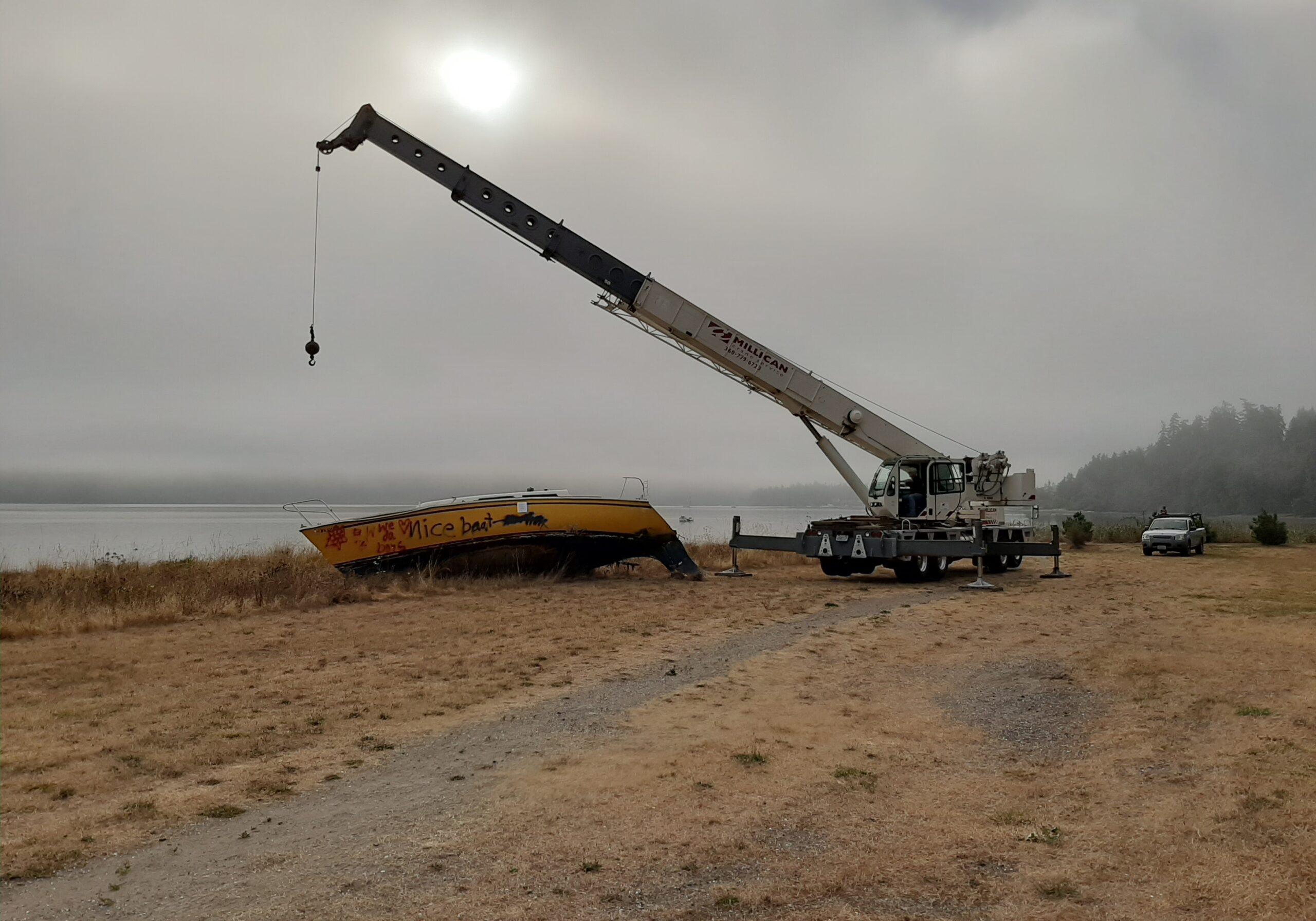 Boat Disposal