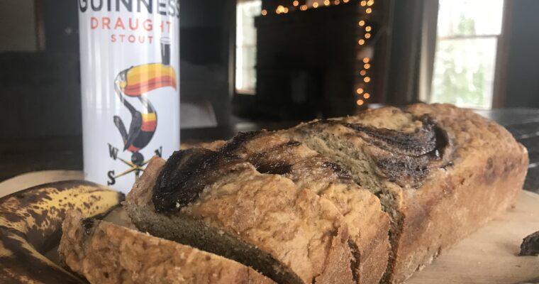 Guinness Banana Bread