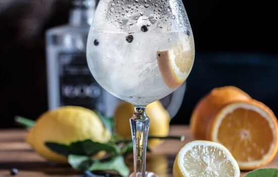 The Classic Gin Cocktail