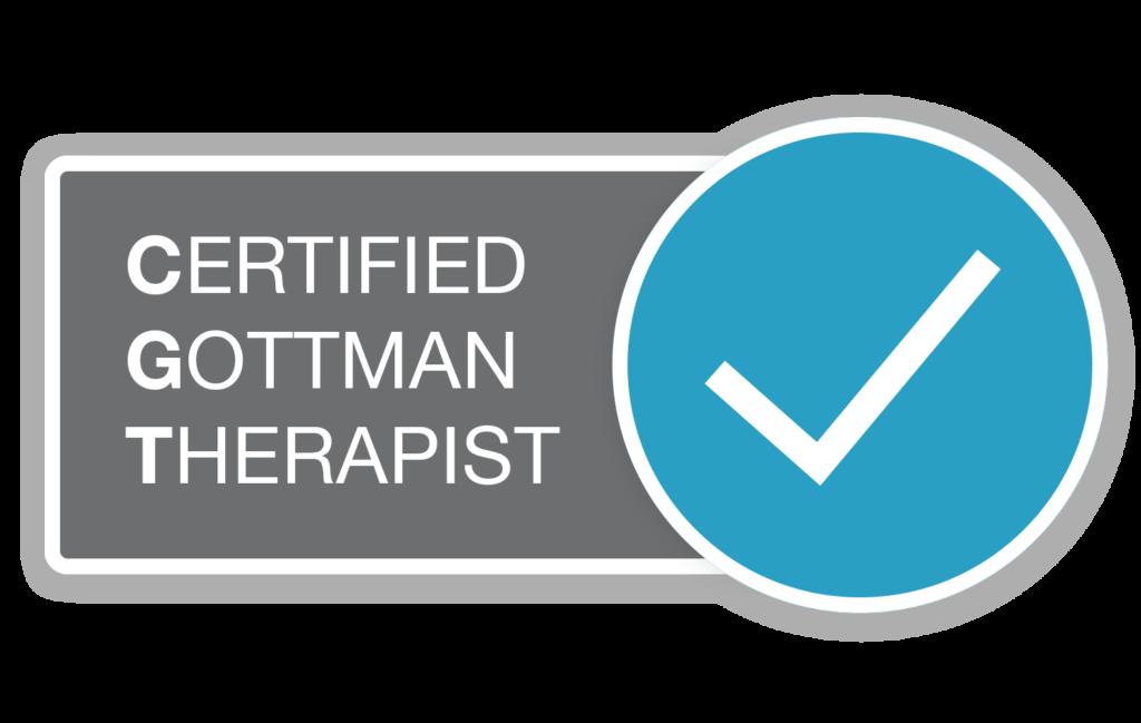 Certified Gottman Therapist