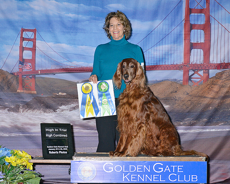 Obedience Winner Sunday