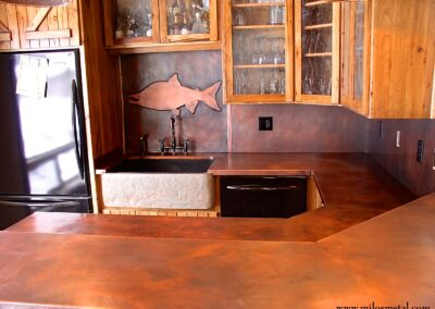 Copper Countertops