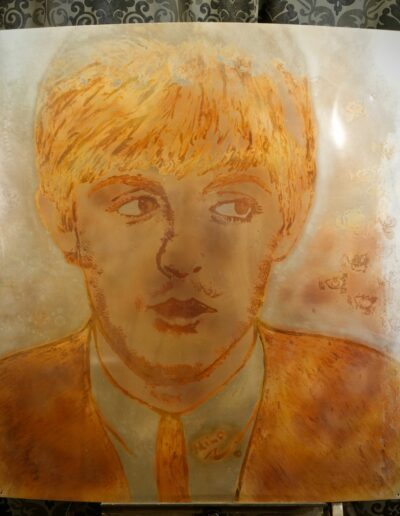 Paul McCartney - Portrait Study