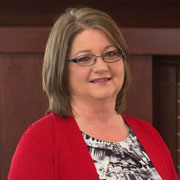 Sue Barrows, owner of R.A.M. Property Management.