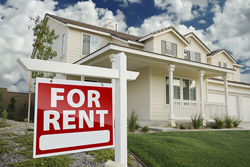 Landlord services include property management.