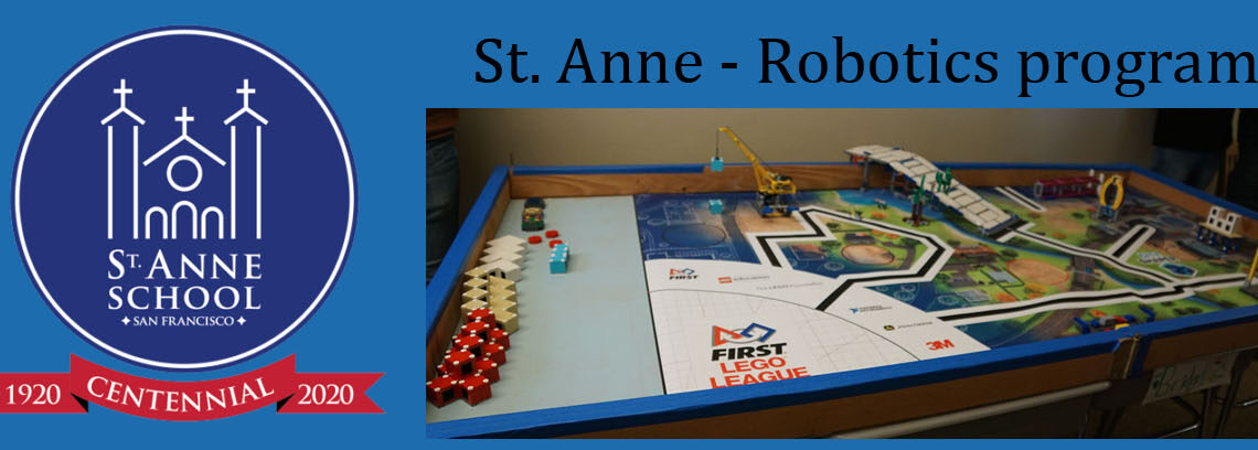 St. Anne Robotics program