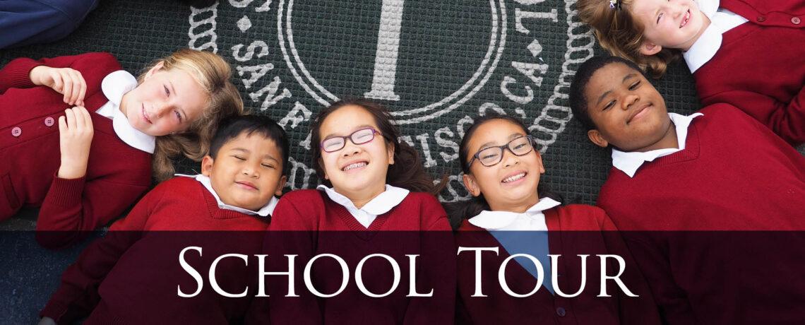 Upcoming School Tours