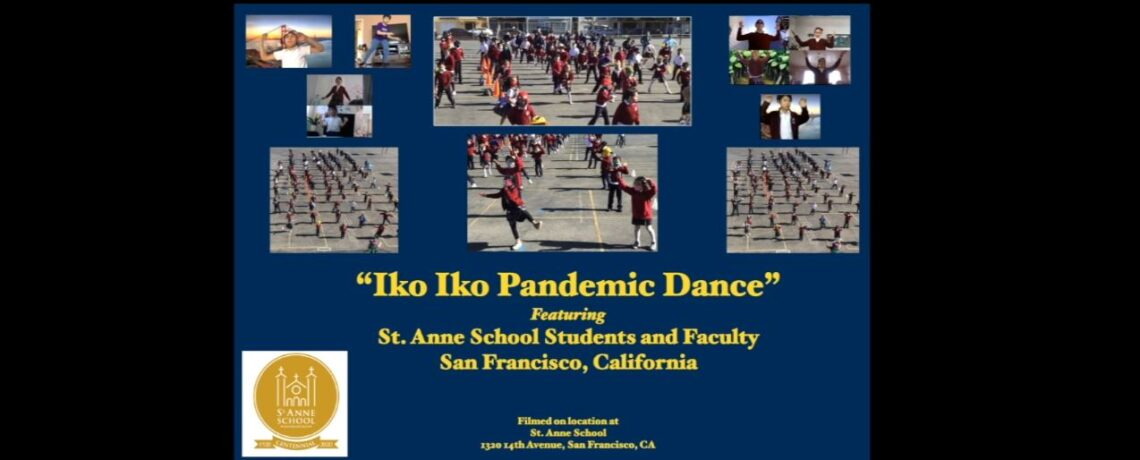 Iko Iko Pandemic Dance