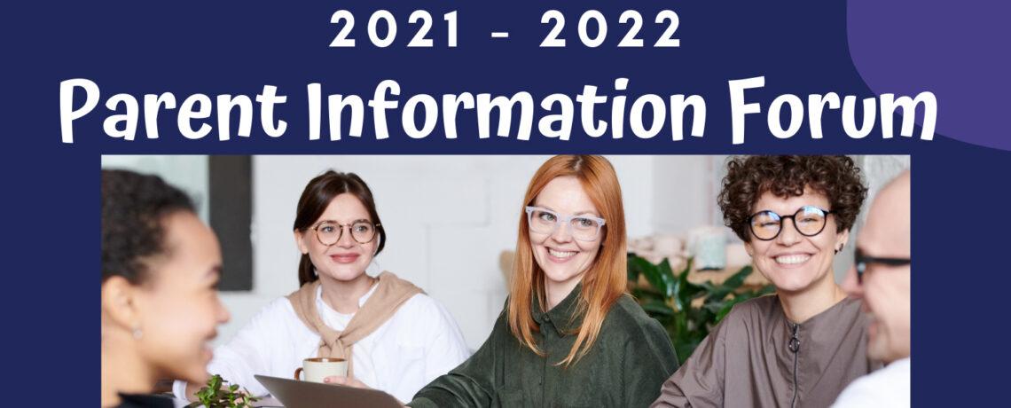 Parent Information Forum